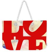 Love Riding On Clouds Weekender Tote Bag