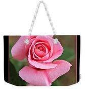 Love Roses Weekender Tote Bag