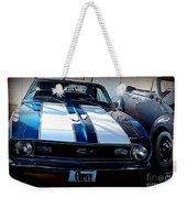 Love Some Muscle Weekender Tote Bag