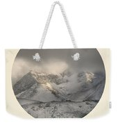 Love The Mountains... Weekender Tote Bag