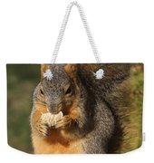 Love Those Frosted Mini Wheats  Weekender Tote Bag