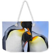Love Weekender Tote Bag by Tony Beck