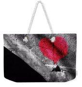 Love Under The Bridge Weekender Tote Bag