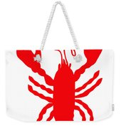 Love You Lobster With Feelers Weekender Tote Bag
