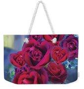 Loveflower Roses Weekender Tote Bag