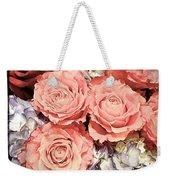 Lovely Flowers Weekender Tote Bag