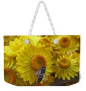 Lovely Flowers Weekender Tote Bag
