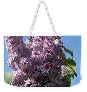 Lovely In Lilac Weekender Tote Bag