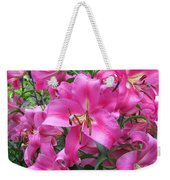 Lovely Lilies  Weekender Tote Bag