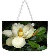 Lovely Magnolia Weekender Tote Bag