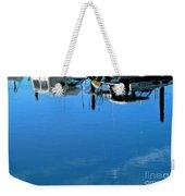 Lovely Sky Weekender Tote Bag