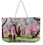 Lovely Spring Day For A Walk Weekender Tote Bag