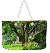 Lovely Suburban Front Yard Weekender Tote Bag