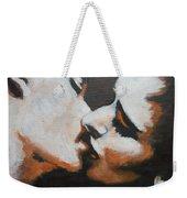 Lovers - Kiss6 Weekender Tote Bag