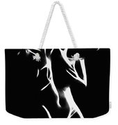 Lovers Of The Night Weekender Tote Bag