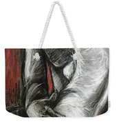 Lovers - The Kiss1-rodin Weekender Tote Bag