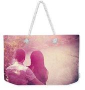 Lovestrong Weekender Tote Bag