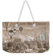 Lovin The Classics II Weekender Tote Bag