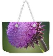 Loving Lavender Weekender Tote Bag