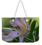 Loving Lilies Weekender Tote Bag