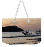 Low Tide 02 Weekender Tote Bag