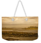 Low Tide Cape Porpoise Maine Weekender Tote Bag