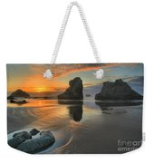 Low Tide Giants Weekender Tote Bag