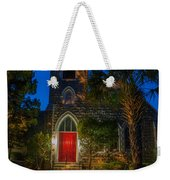 Lowcountry Church Weekender Tote Bag