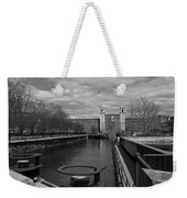 Lowell Ma Architecture Bw Weekender Tote Bag