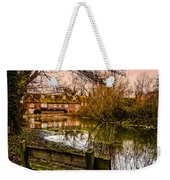 Lower Denford Hungerford Weekender Tote Bag