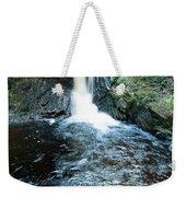 Lower Fall Puck's Glen Weekender Tote Bag