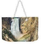 Lower Falls Weekender Tote Bag