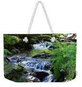 Lower Granite Falls 2 Weekender Tote Bag