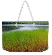 Lower Hadlock Pond Weekender Tote Bag
