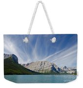 Lower Kananaskis Lake Weekender Tote Bag