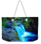 Lower Punchbowl Falls Weekender Tote Bag