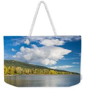 Lower Saint Mary Lake 1 Weekender Tote Bag