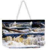 Lower Tequamenon Falls Weekender Tote Bag