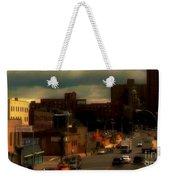 Lowering Clouds Weekender Tote Bag