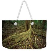 Lowland Tropical Rainforest Weekender Tote Bag