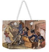 Loyalist Home, 18th C Weekender Tote Bag