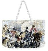 Loyalists & British, 1778 Weekender Tote Bag