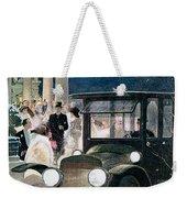 Lozier Cars - Vintage Advertisement Weekender Tote Bag