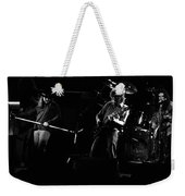 Ls Spo #35 Enhanced Bw Weekender Tote Bag
