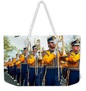 Lsu Marching Band 3 Weekender Tote Bag