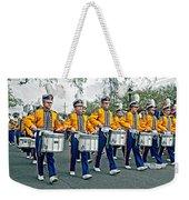 Lsu Marching Band Weekender Tote Bag
