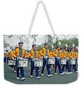 Lsu Marching Band Weekender Tote Bag by Steve Harrington