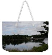 Lubec Channel Scenic View Weekender Tote Bag