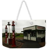 Lubrication Center Hardin Montana Weekender Tote Bag by Jeff Swan