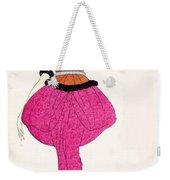 Lucile - Design For A Dress Weekender Tote Bag